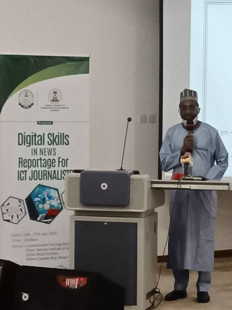 NITDA Trains Journalists to Help Drive Digital Economy