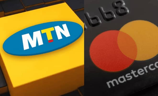 MTN Partners Mastercard To Support African Consumers For Digital Financial Inclusion