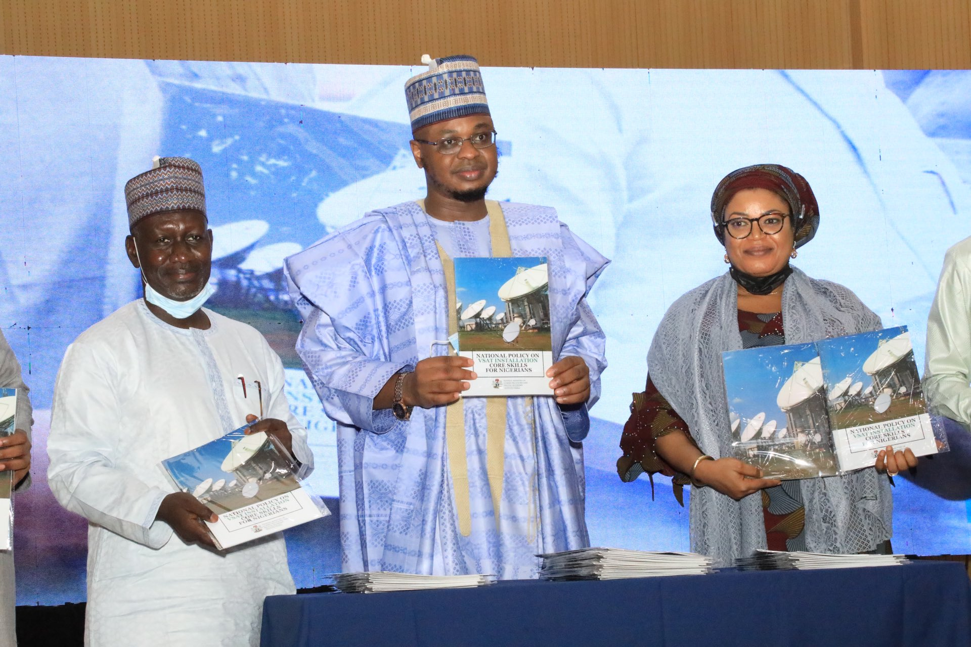 FG Launches National Policy On VSAT