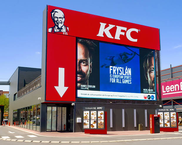 Media firm launches LED billboard